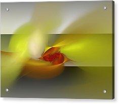 Signals Through The Flames Acrylic Print