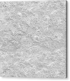 Acrylic Print featuring the photograph Silver Stone by Top Wallpapers