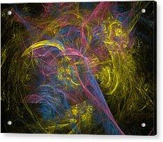 Similkameen Acrylic Print