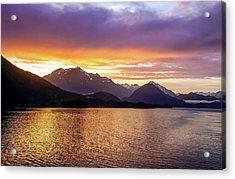 Sitka Sunrise Acrylic Print