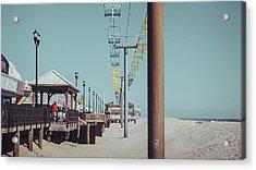 Sky Ride Acrylic Print