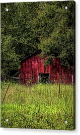 Small Barn 2 Acrylic Print