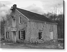 Smith's Store - Waterloo Village Acrylic Print