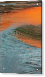 Soft Wave Acrylic Print