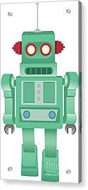 Some Kind Of Robot Acrylic Print