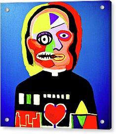 Soul Control Acrylic Print