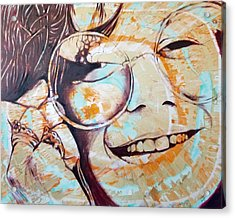 Soul Sister Acrylic Print