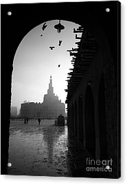 Souq Waqif In Doha. Qatar, Middle East Acrylic Print