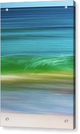 South Walton Beach Dream #3 Acrylic Print