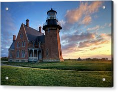 Southeast Light Sunrise Acrylic Print