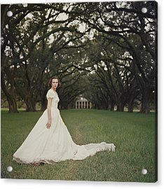 Southern Belle Acrylic Print