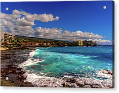 Southern View Of The Shore Acrylic Print