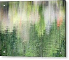 Spring Lake_3874_12 Acrylic Print