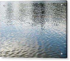 Spring Lake_3931_12 Acrylic Print