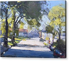 Spring Sunlight Acrylic Print