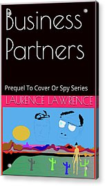 Spy 00 Prequel Acrylic Print