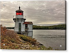 Squirrel Point Light Acrylic Print