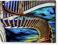 Stairway To Perdition Acrylic Print