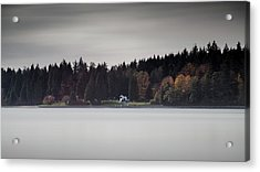 Stanley Park Vancouver Acrylic Print