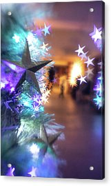 Stary Night 1 Acrylic Print