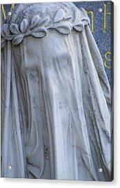 Statue, Remorse  Acrylic Print