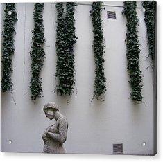 Statue, Wall Acrylic Print