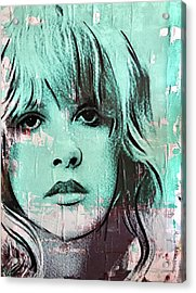 Stevies Crystal Visions Acrylic Print