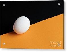 Still Life With Egg Acrylic Print