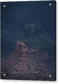 Storm Has Arrived, Grand Canyon Acrylic Print