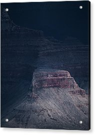 Storm In The Grand Canyon Acrylic Print