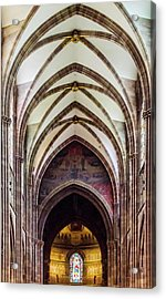 Strasbourg Cathedral - 2 Acrylic Print