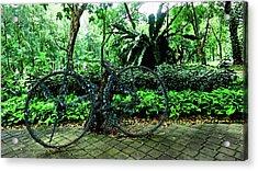 Stroll In Bangkok Acrylic Print