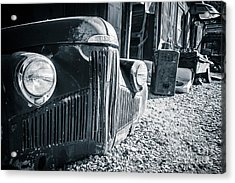 Studebaker Gold King Mine Jerome Arizona Acrylic Print