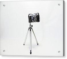 Studio. Kodak Retina 2. Acrylic Print