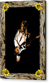Acrylic Print featuring the photograph Styxart In Frame #1 by Ben Upham