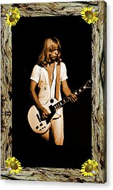Acrylic Print featuring the photograph Styxart In Frame #2 by Ben Upham
