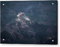 Sunbeamed, Grand Canyon, Az Acrylic Print