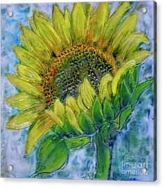 Sunflower Happiness Acrylic Print