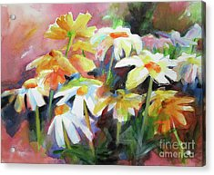 Sunnyside Up            Acrylic Print