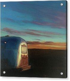 Sunrise Near Amarillo Acrylic Print