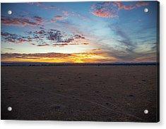 Sunrise Over The Mara Acrylic Print