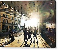Sunset #1 Acrylic Print by Maxim Tzinman