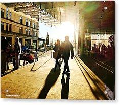 Sunset #2 Acrylic Print by Maxim Tzinman