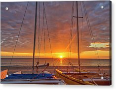 Acrylic Print featuring the photograph Sunshine State by Juergen Roth