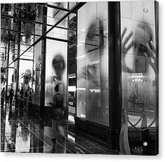 Surveillance Acrylic Print