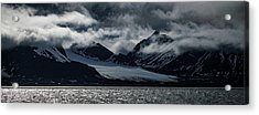 Svalbard Mountains Acrylic Print
