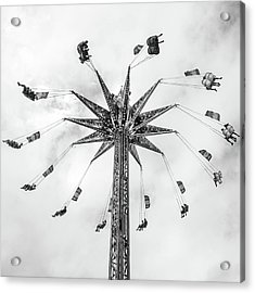 Acrylic Print featuring the photograph Swing  by Whitney Leigh Carlson