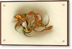 Ta Bitjet Scorpion Goddess Acrylic Print