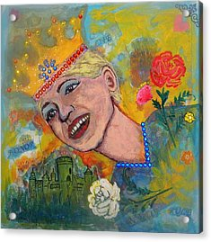 Taking Back Your Crown Acrylic Print