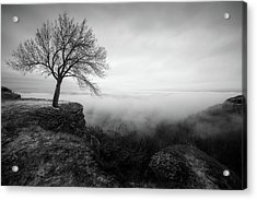Thacher Scenic Overlook Acrylic Print